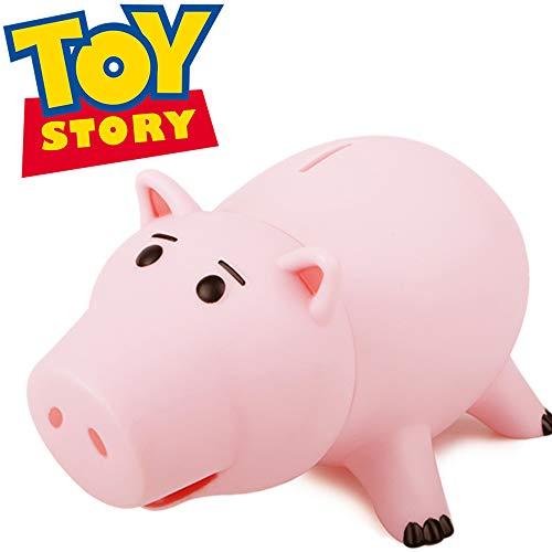 PHOCAS HairPhocas Cute Pink Pig Money Box Plastic Piggy Bank for Kid