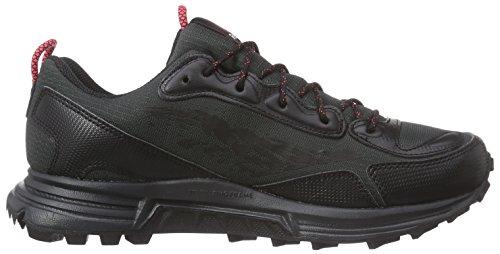 ReebokOne Sawcut 30 GTX W - Scarpe da Nordic Walking Donna Nero (Negro - Schwarz (Black/Gravel/Chalk/Neon Cherry 000))