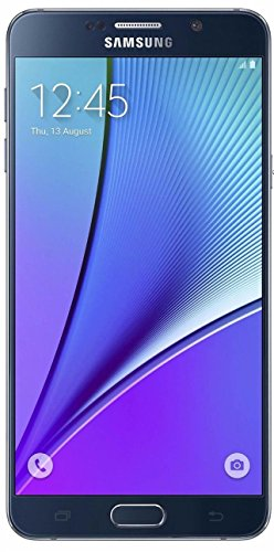 Samsung Galaxy Note 5 N920V Verizon Wireless Android Smartphone w/ 16MP Camera - Blue (Renewed)