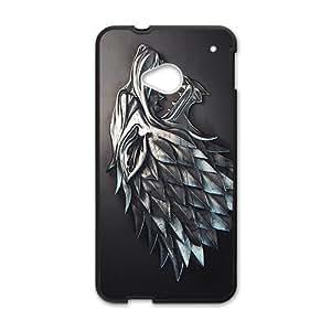 Unique steel phoenix Cell Phone Case for HTC One M7
