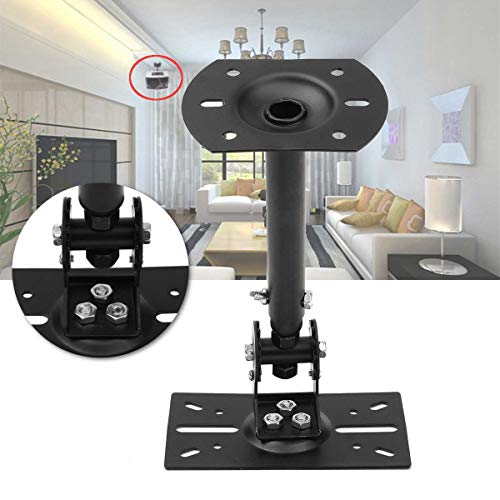 - Value-Trade-Inc - Universal Metal Ceiling Arm Wall Mount Stand Bracket for CCTV IP Camera bracket Stable Stand Holder