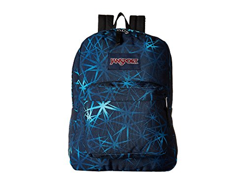 JanSport Unisex SuperBreak Jansport Navy Combo One Size by JanSport