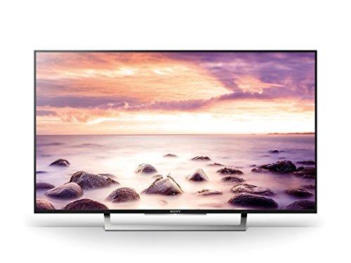 Sony 43 Zoll Fernseher (Ultra HD, HD TwinTriple Tuner, Smart TV)