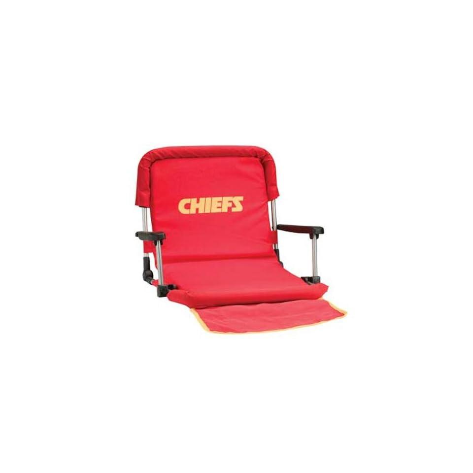 Kansas City Chiefs NFL Deluxe Stadium Seat Sports