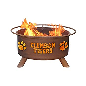 Image of Fire Pits Patina Products F222, 30 Inch Clemson Fire Pit
