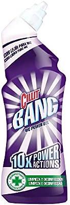 Cillit Bang Instant Power Limpiador para WC Lejía Higienizante - 700 ml