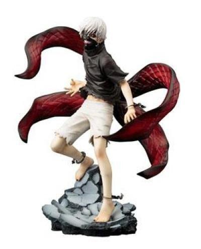 Kotobukiya Tokyo Ghoul Ken Kaneki Awakened Ver. Artfx J Statue