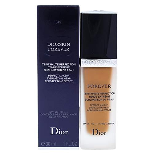 Christian Dior Diorskin Forever Perfect Makeup Spf 35, 045 Hazel Beige