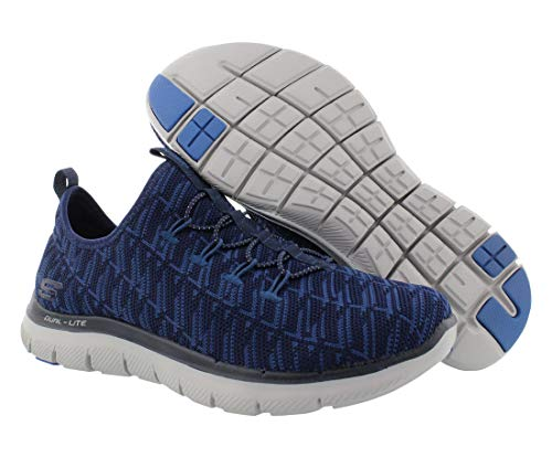 insights Blau 2 Infilare 0 Skechers Flex Donna Appeal Sneaker zq7WC4