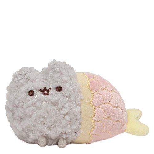 "Price comparison product image GUND Pusheen Stormy Mermaid Stuffed Animal Cat Plush, 4.75"""