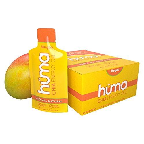 Huma Chia Energy Gel, 24 Count 41qb3X0GwOL