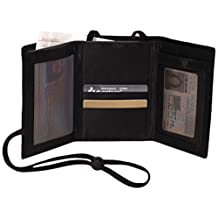 Swiss Gear Airport Id And Ticket Wallet, Black, One Size