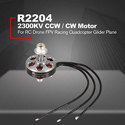 Wikiwand SUNNYSKY R2204 3-4S 2300KV Lightweight CCW/CW Brushless Motor for RC Drone by Wikiwand (Image #2)