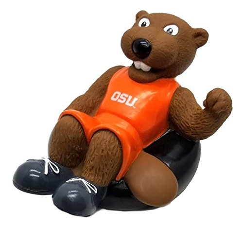 Rubber Tubbers Oregon State Benny Beaver Mascot Bath -