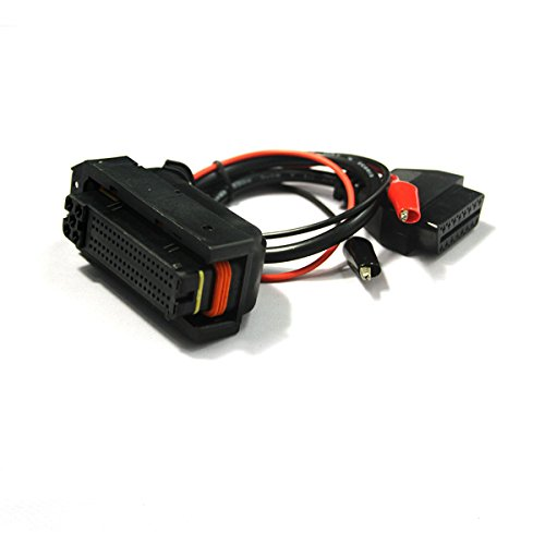 GLLC 81 PIN OBD Diagnostic Cable Connector ECU Flasher: