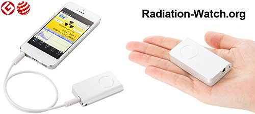 Radiation Detector - Pocket Geiger Type 4 for iOS devices-Turn Your iPhone/iPad/iPod into a Radiation Detector