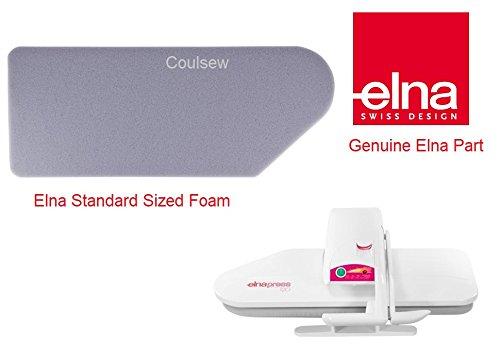Elna Steam Ironing Press Standard FOAM - Coulings