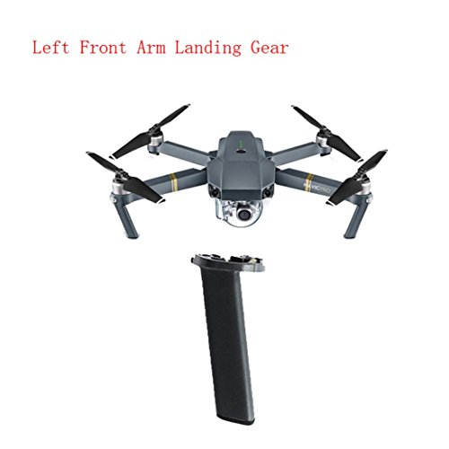[DJI Mavic Pro Accessories] Left Right Front Rear Arm Landing Gear Repair Parts (Left Front Arm) (Mount Repair Rear Part)