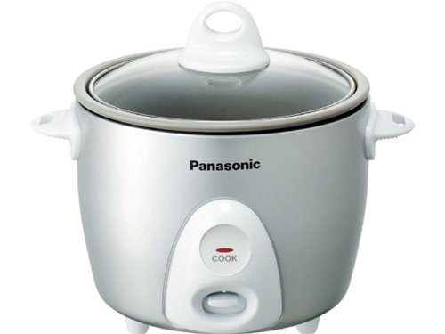 Panasonic SR-W22 12-Cups (Uncooked) Rice Cooker, 220-volt (Not for USA)