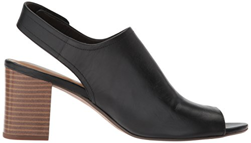Leather Jayleen Clarks Pump Black Women's Deva X08vq0