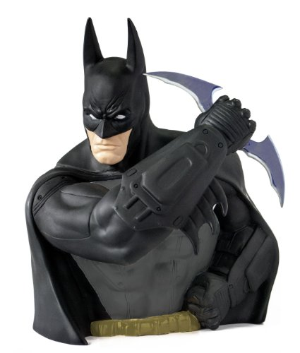 Bank Batman Bust - Monogram Arkham Asylum: Batman Bust Bank