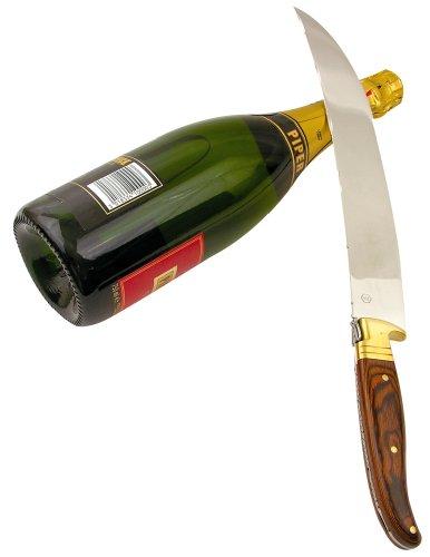 Laguiole 40268086 Messer, Edelstahl, braun
