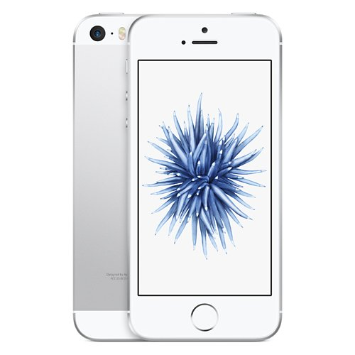 Apple iPhone SE Silver 16GB Sprint Carrier Locked - Retail Packaging