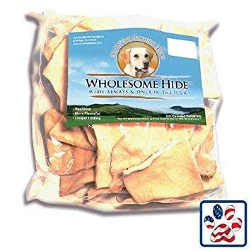 Premium USA Beef Hide - Chips 1 lb