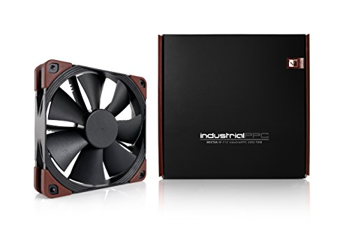 Noctua Fan with Focused Flow and SSO2 Bearing, Retail Cooling NF-F12 iPPC 3000 PWM by noctua (Image #3)'