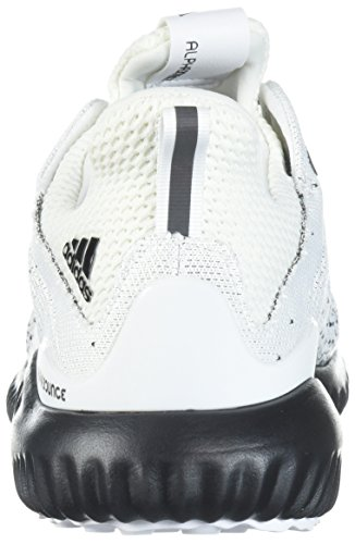 Adidas Mens Alphabounce Ck M Scarpa Da Corsa Nucleo Nero / Bianco / Nucleo Nero