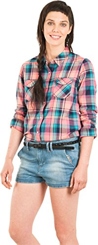 Nikita Women's Jabiru II Shirt, Peach Amber, X-Small
