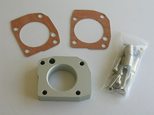 OBX Racing Performance Votex Throttle Body Spacer 97-01 Honda Prelude 2.2L ()