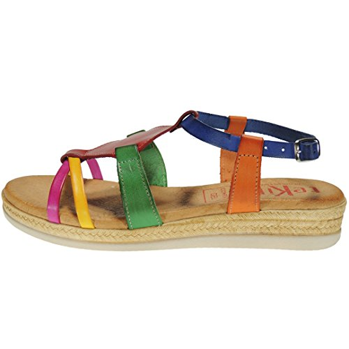 Sandals Women Calzados Multicolore For Romero aPx7Tq5O