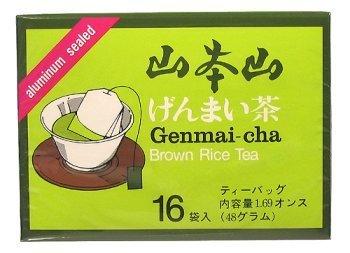tea brown rice - 3
