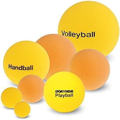 Sport-Thieme – Pelota de espuma de poliuretano plástico Juego de Pelota máxima de