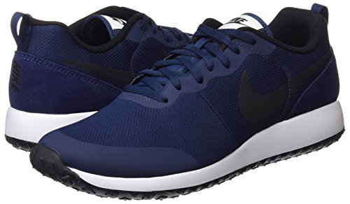 Shinsen De Nike Hommes Pour Pied Course Chaussures marino Elite Bleu wRC6AxFq
