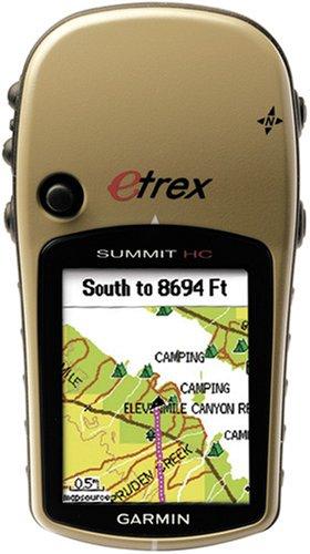 Garmin eTrex Summit HC - Navegador GPS para Montaña (1.3 ...