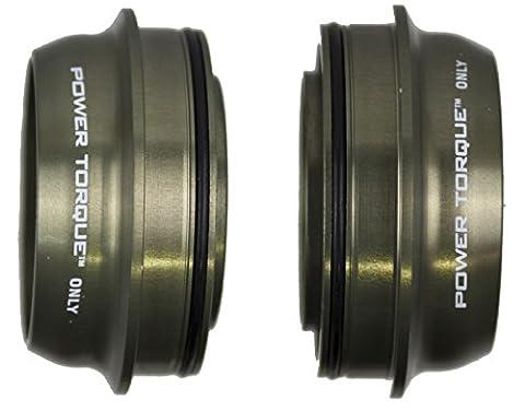 Campagnolo Power-Torque Pressfit30 Cups, 68X46 - Ultra Torque Cups