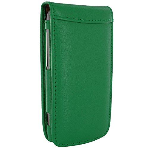 Piel Frama Wallet Case for HTC Sensation 4G - Green by Piel Frama