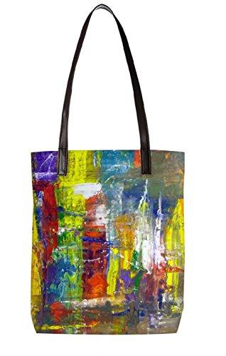 Snoogg Strandtasche, mehrfarbig (mehrfarbig) - LTR-BL-177-ToteBag