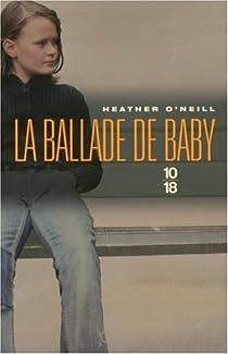 La ballade de Baby par O'Neill