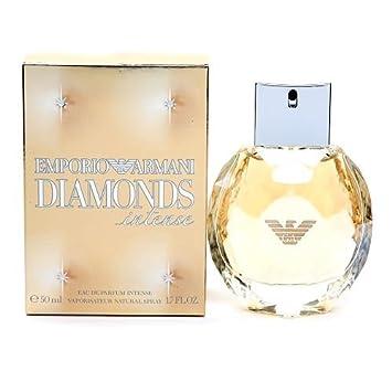 761a9fba4bb2cd Amazon.com : EMPORIO ARMANI DIAMONDS INTENSE FOR WOMEN GIORGIO ARMANI 100ML  3.4OZ EDP : Eau De Toilettes : Beauty
