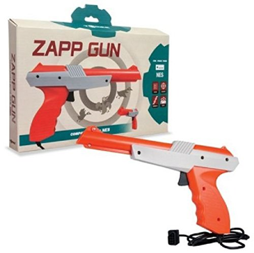 Brand New Zapper Gun and more : Zapper Gun for NES, play Duck Hunt, Operation Wolf, and mor : Zapper Nes Light Hunt Nintendo (Duck Hunt With Zapper)