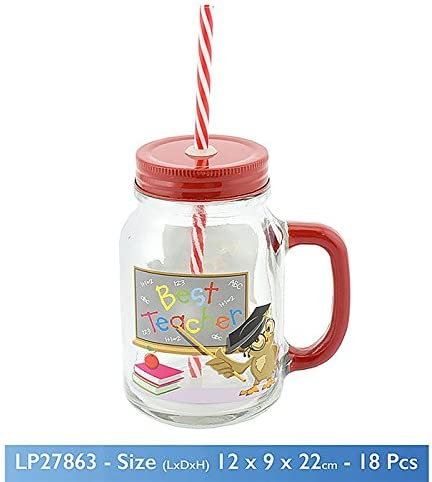 Amazon Com Gifts And More Gifts Cocktail Mason Jar Teacher Thank You Gift Coffee Cups Mugs