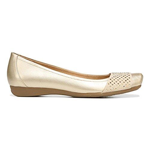 Naturalizer Vine Mujer Grande Fibra sintética Zapatos Planos