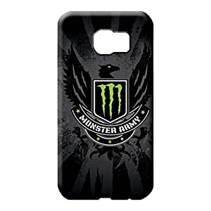samsung galaxy s6 phone cases covers Unique Shatterproof Skin Cases Covers For phone monster army logo
