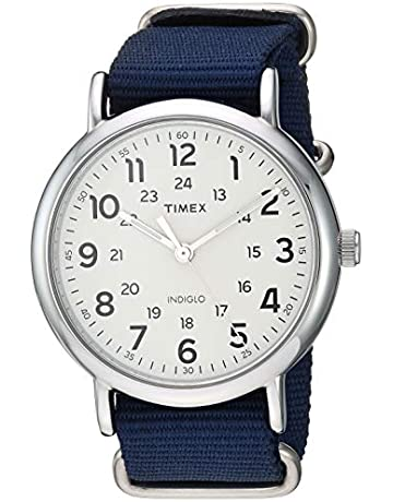 27b5e8463fd7a3 Save Up to 25% On Select Timex Men's Weekender Styles