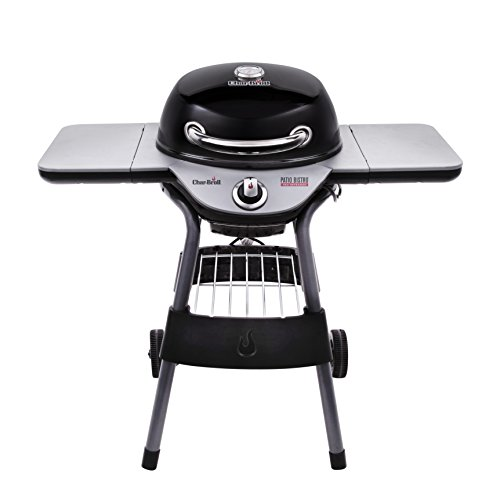 Char Broil TRU InfraRed Electric Patio Bistro 240 -Black