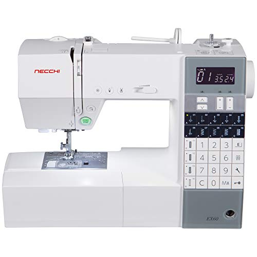 Necchi EX60 Sewing Machine, White
