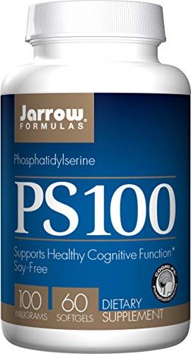 (Jarrow Formulas - PS 100 mg 60 softgels (Pack of 2))